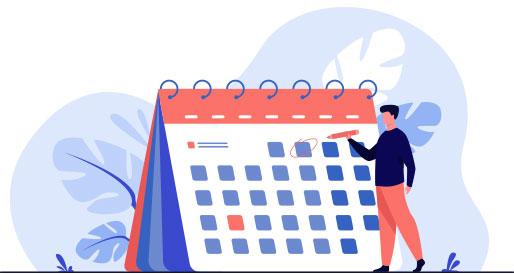 School Calendar (eventON)   Dalat