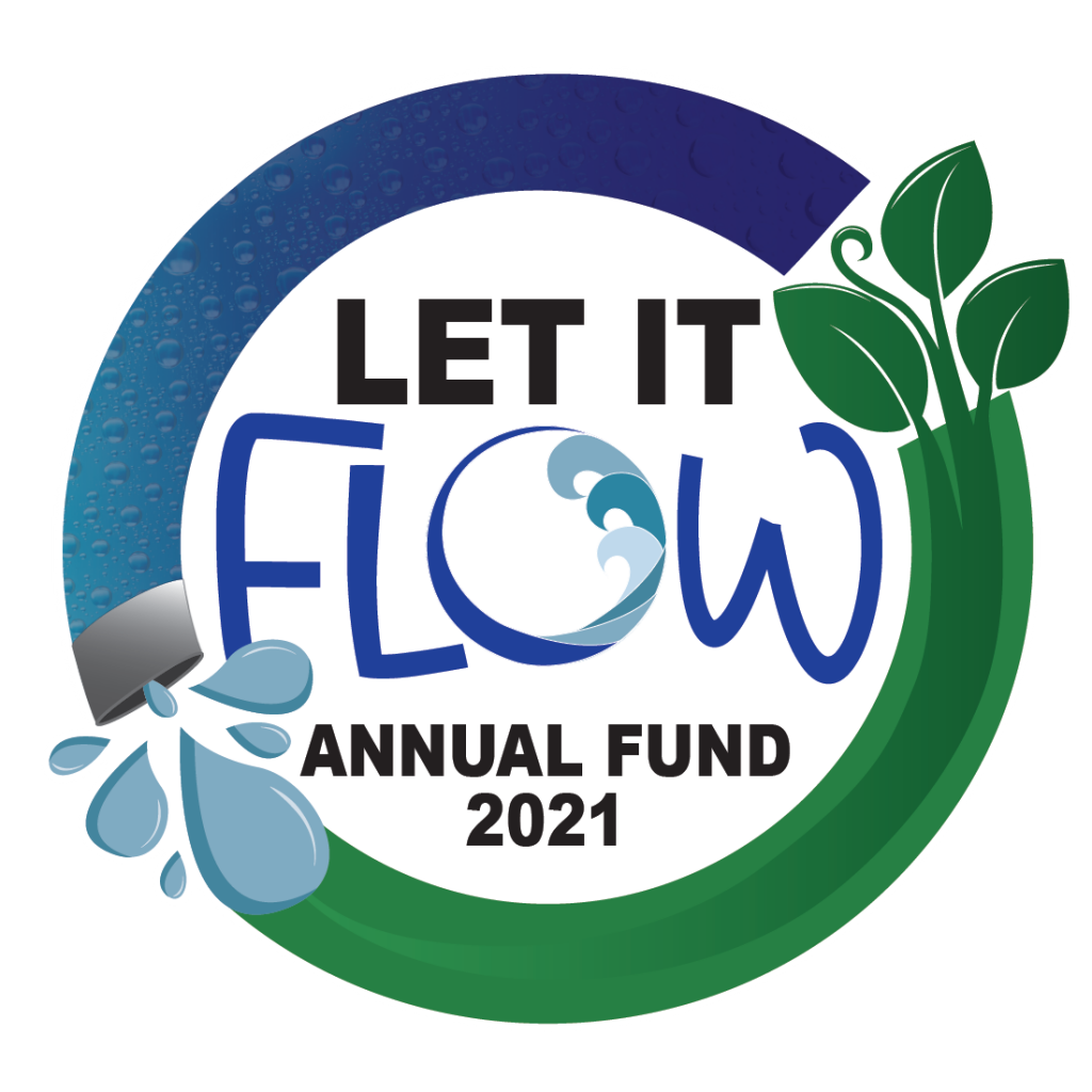 Let It Flow logo