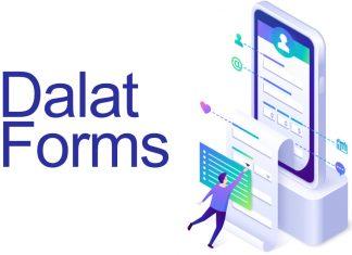 dalat forms splash image